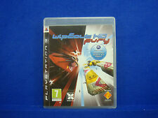 ps3 WIPEOUT HD FURY Game Classic Wipe Out On Playstation 3!!