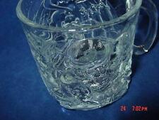 Batman Forever Glass Cup Mug The Riddler Dated 1995 McDonald's Glass