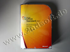 Office 2007 Standard Vollversion, deutsch, SKU: 021-07750 (mit Zweitinst.-Recht)