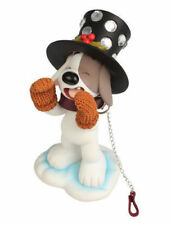 Lost Dog Collectors Figurine - It's Christmas