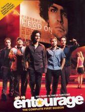 Entourage The Complete First Season DVD