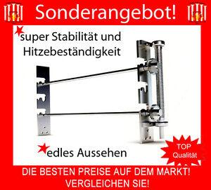 3Fach GRILLSYSTEM Spanferkel - Kugellager, STARK REDUZIERT!! ORIGINALTEIL MASSIV