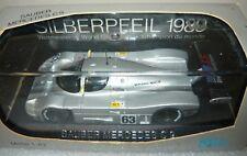 Max Models, Mercedes-Benz C9, Silberpfeil 1989, #63,Mass/Reuter/D.,1/43,NEU&OVP