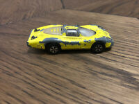 Majorette No 232 Porsche Le Mans France DieCast Scale Model 1/65