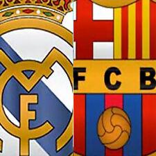2012-4-21 FC Barcelona vs Real Madrid  on DVD