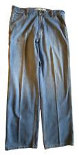 Levi's Carpenter Jeans Mens Loose Straight Size 36 34 Work Pants Meas. 37 x 33.5
