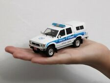 ISRAEL POLICE TOYOTA HILUX CAR MODEL SCALE 1:43 BEST GIFT