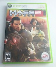 Mass Effect 2 (Microsoft Xbox 360, 2010) 2 Disc