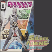 GUARDIANS OF THE GALAXY #1 (2020) PREMIERE VARIANT