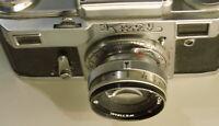 Russian vintage photo camera KIEV soviet made in USSR