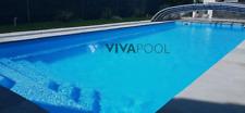 Gfk Schwimmbecken 7,5 x 3,7 x 1,5 Pool Einbaubecken Swimming Pool Fertigbecken