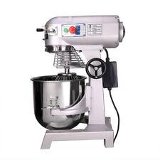 30L Commercial Dough Food Mixer 3 Speed Dough Blender Food Processor