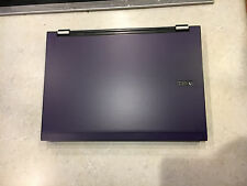 Purple Fast Dell Laptop i5 2.67Ghz 4GB 320GB DVD Win 10 Office 2013