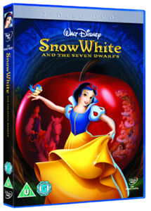 Snow White and the Seven Dwarfs (Disney) DVD (2009) Perce Pearce cert U 2 discs