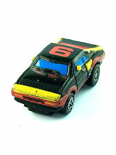 Micro Machines Vehicle Car Ferrari Mondial Snap Back Pull Sports Car Galoob