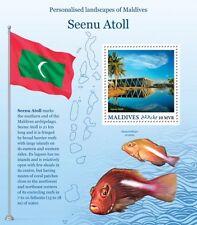 Z08 MLD16209b MALDIVES 2016 Seenu Atoll MNH
