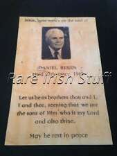 Dan / Daniel Breen-IRA Irish Rebel - Tipperary Brigade- 1969 Memorial Card Print