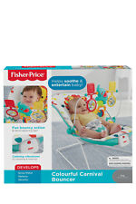NEW Fisher-Price Rainforest Friends Comfort Curve Bouncer