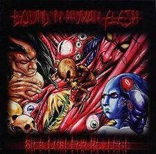Bound In Human Flesh – Sick Lust For Revenge CD (Baphomet, 2005) *Death Metal