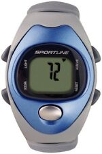 Sportline Solo 910W Women's Heart Rate Monitor Watch (Blue / Grey)  SP3636GY NOS