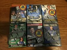2017 2018 NASCAR RACING BLASTER 6 BOX LOT CERTIFIED TORQUE HAILIE DEEGAN DALE JR