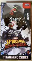 Marvel Titan Hero Series Spider-Man Maximum Venom 12 Inch Action Figure New