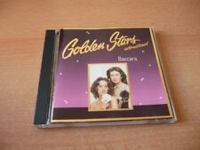 CD Baccara - Golden Stars International - 18 Songs