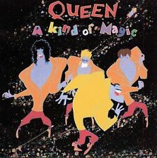 A Kind of Magic by Queen (Vinyl, Aug-2009, Hollywood)