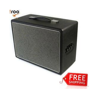 Brand New HolySmoke Retro Speaker – Joy Street (Black) [FULL BOX]