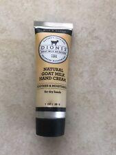 Dionis Goat Milk Milk & Honey Mildly Scented Hand Cream 1 oz.