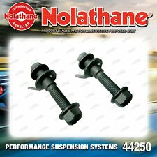 Nolathane Front Camber adjusting bolt for Mazda Mazda2 DE 12mm Premium Quality