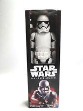 """Hasbro Star Wars - B3912 Das Erwachen Der Macht Figur Stormtrooper 12"""" New !!!"""