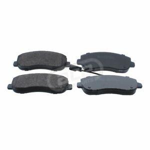 For Nissan NV400 X62 MPV 2013-> 2.3 Front Brake Pads Set W163.6-H65-T18.2