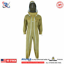 Ultra Ventilated Pilot Beekeeping Suit 3 Layers Extra Ordinary Features Size Xl