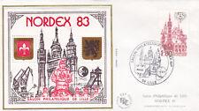 France 1983 Nordex 83 Salon Philatelique Lille FDC VGC