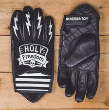 Gant CE cuir vintage holyfreedom café racer Skull moto harley triumph bmw