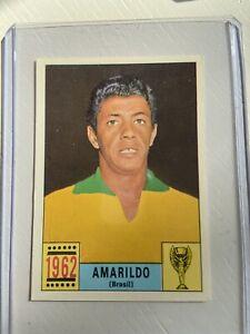 Panini Mexico 70 - Amarildo 1962 Brasil