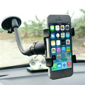 360° Rotate Car Phone Holder Windscreen Suction Mount Universal GPS Stand Cradle