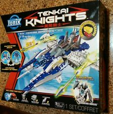 Ionix Tenkai Knights Dimensional Dropship Portal  2in1 Guardian Boreas 10701 NEW
