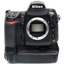 Nikon D700 DSLR Camera Body with MB-D10 Battery Grip, 16k Actuations