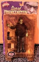 "SON OF FRANKENSTEIN Boris Karloff 8"" Sideshow Figure Universal Monsters"