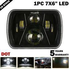 "1PC DOT 7X6"" 5X7 220W LED Headlight Hi-Lo Beam Fit For GMC Savana 3500 2500 1500"