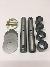 Seau Goupille et Bush Kit Pour Kubota U10-3, K008 Mini Tractopelle Excavateur durci