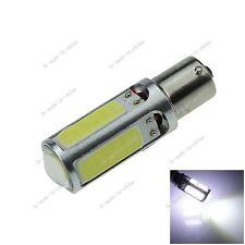 1X Super White 1156 Ba15s 5 COB LED 12-24V Turn Signal Rear Light Bulb Lamp D074