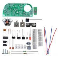 FM Micro SMD Radio DIY Kits Frequency Modulation Electronic Training Kits HX3208