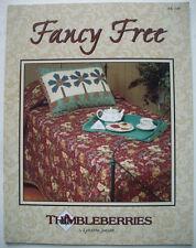 Thimbleberries Fancy Free Quilt pattern