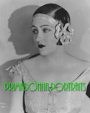 "GLORIA SWANSON 8X10 Lab Photo B&W 1922 ""HER GILDED CAGE"" Donald Biddle Keys"