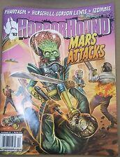 HORRORHOUND MAGAZINE #62 Mars Attacks Cover 2016