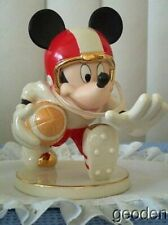 Lenox Disney Mickey Mouse's Varsity Football Figurine