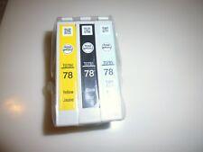 Genuine Epson Stylus Photo R260 R280 RX580 RX595 RX680 Color T0781 T0785 T0784